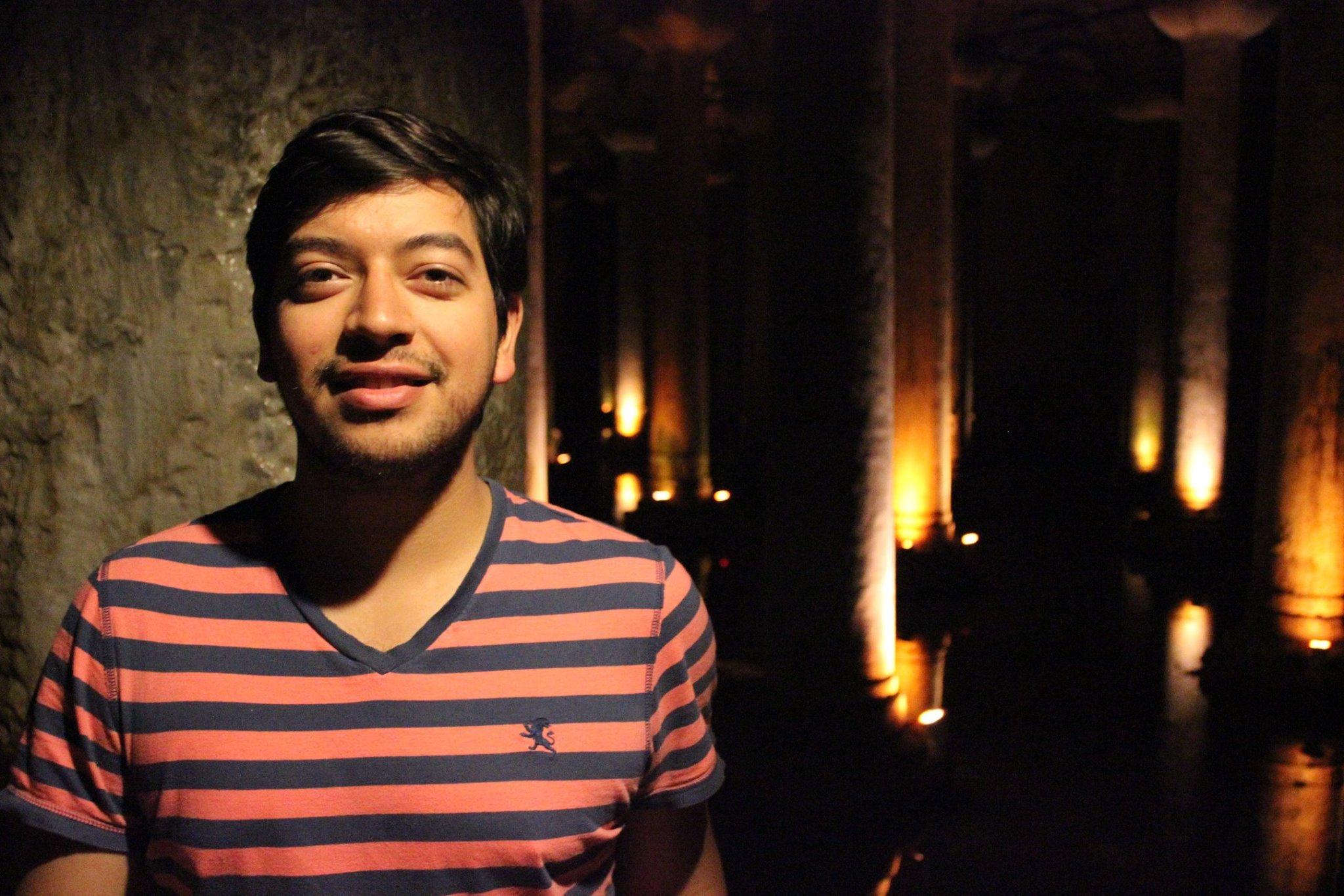 A Photo of Sergio Cheko Cantu