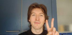 A photo of Cian Roche